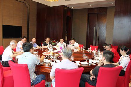 义乌市拉链行业协会举行七届二次常务理事会议